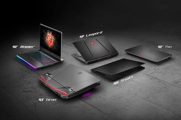 MSI Unveils The GE66 Raider & GS66 Stealth Notebooks
