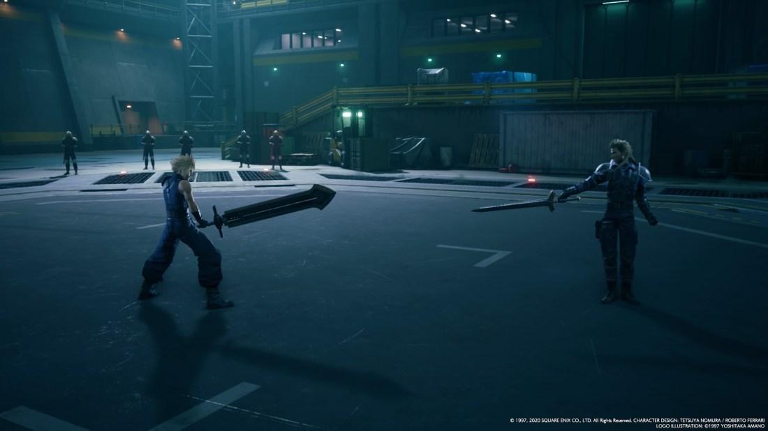Final Fantasy VII Remake New Inside Video Focuses on Graphics ...