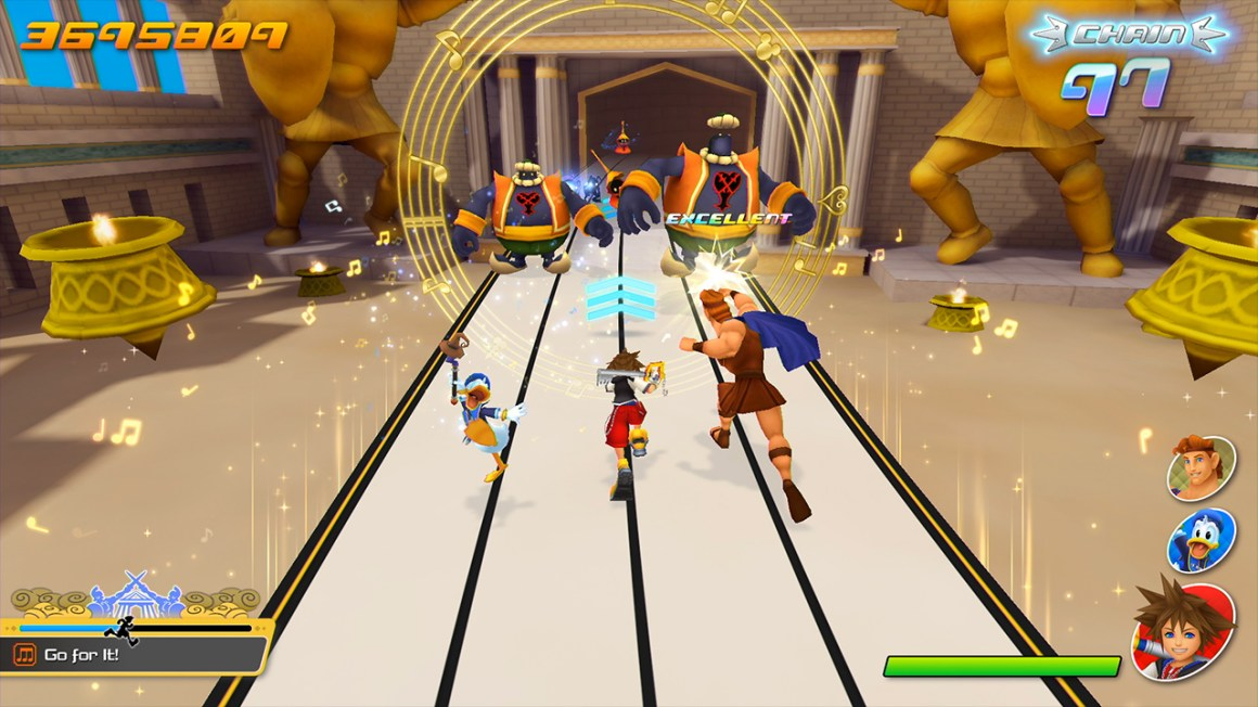 Kingdom Hearts: Melody of Memory Announced For PlayStation 4, Xbox ...