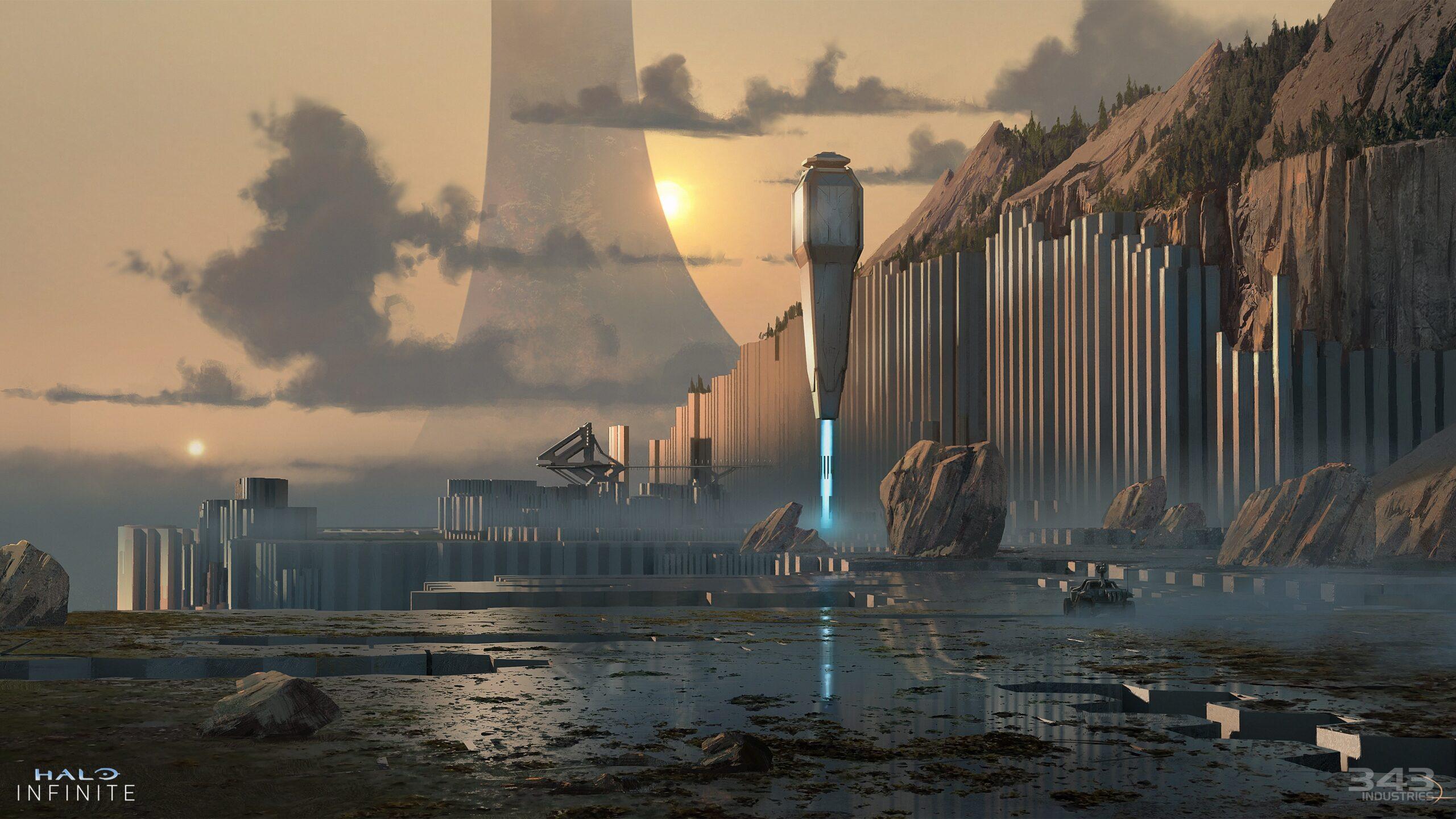 Halo Infinite : Halo Infinite Receives New Screenshots & Fall 2021 Release ...