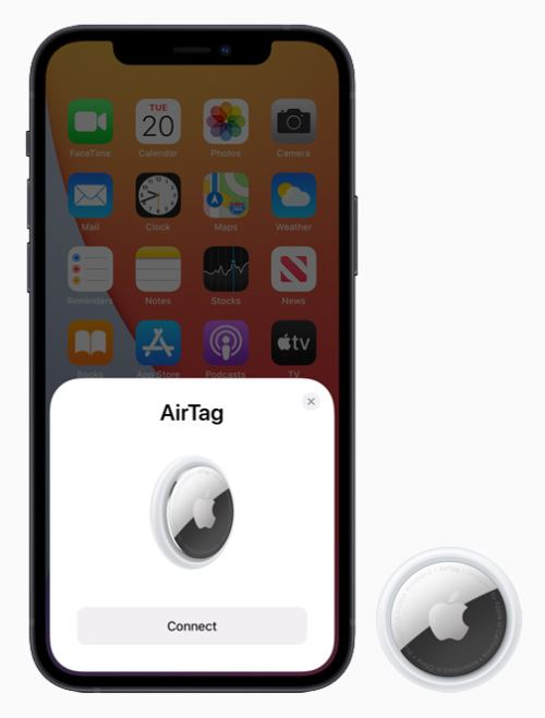 How to Pair and Use AirTag With iPhone