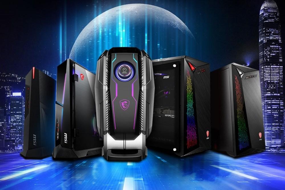 MSI Meluncurkan 11th Gen Intel Rocket Lake Powered Gaming Desktop PCs Dengan GPU NVIDIA GeForce RTX 30 & Resizable BAR Support