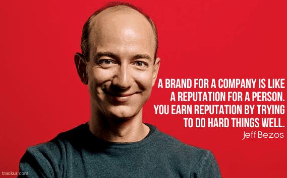 Джефф Безос - цитата из лучших биографий предпринимателя