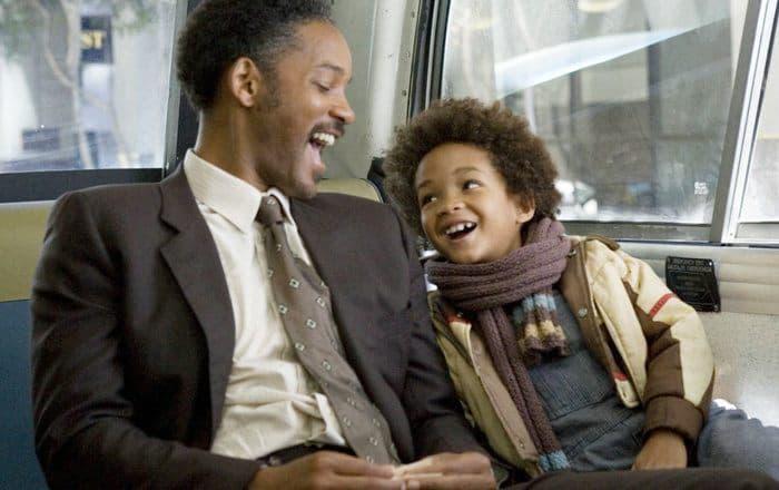 Filmes com lições de vida - A busca da felicidade