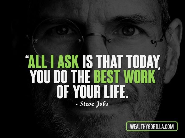 Inspirational Steve Jobs Quotes To Learn From Wealthy