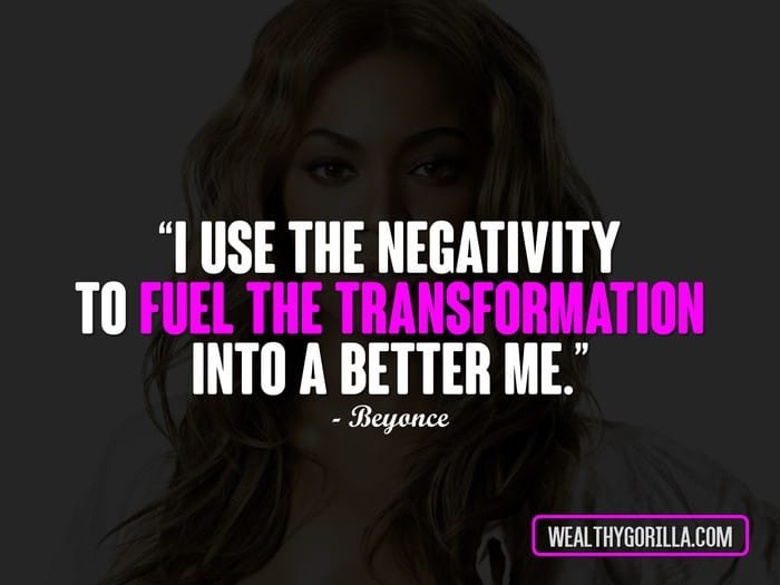 20 Motivational Beyonce Quotes About Life
