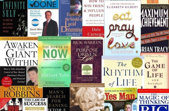 Best Nonfiction Self Improvement Books