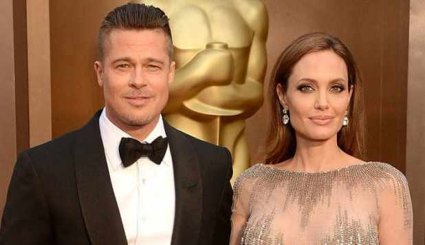 Angelina Jolie & Brad Pitt Networth - Richest Celebrity Couples
