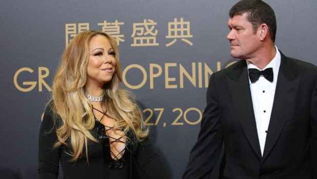 James Packer & Mariah Carey Networth - Richest Celebrity Couples