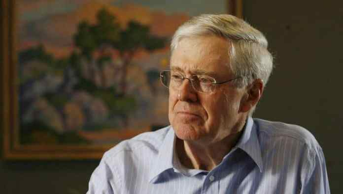 Richest People - Charles Koch