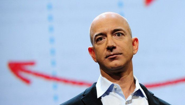 En zengin insanlar - Jeff Bezos