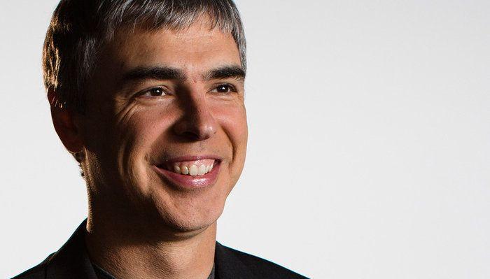 En zengin insanlar - Larry Page