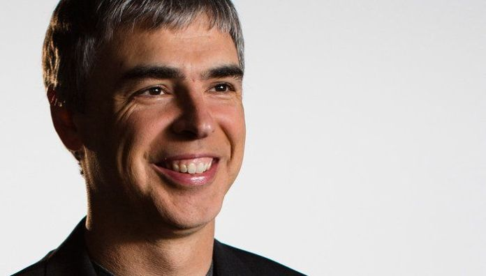 Richest People - Larry Page