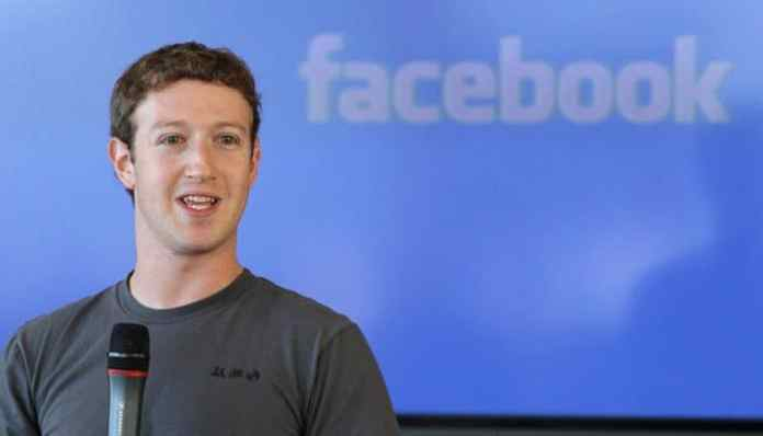 Richest People - Mark Zuckerberg
