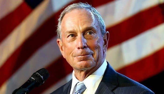 En zengin insanlar - Michael Bloomberg
