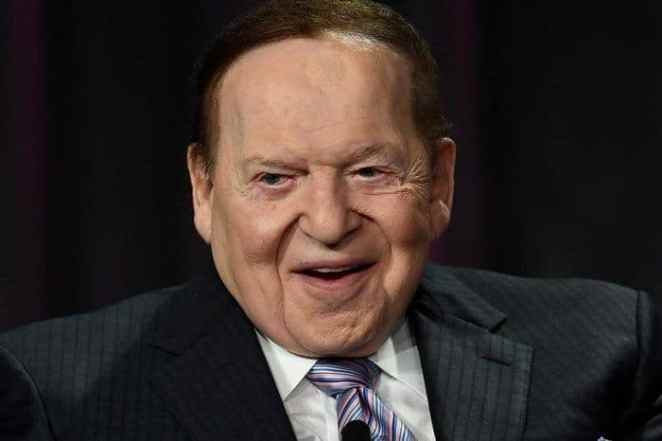 Richest People - Sheldon Adelson