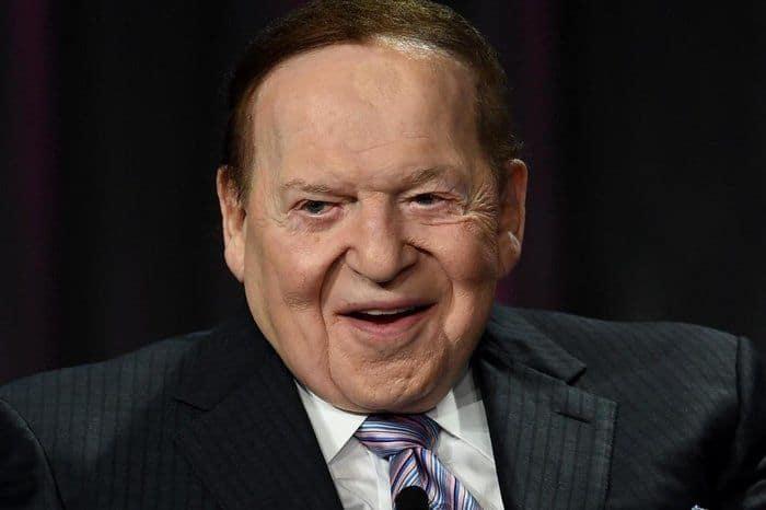 En zengin insanlar - Sheldon Adelson