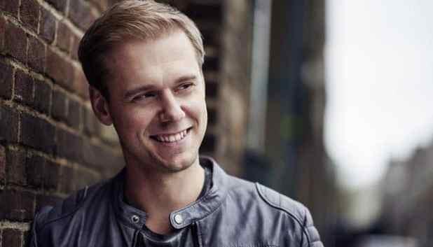 Richest DJ's - Armin Van Buuren