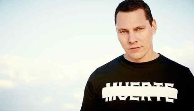 Richest DJ's - DJ Tiesto