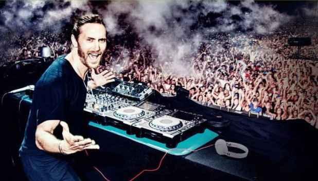 Richest DJ's - David Guetta