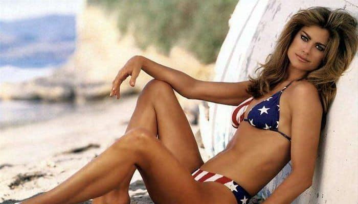 Modelos mais ricos - Kathy Ireland