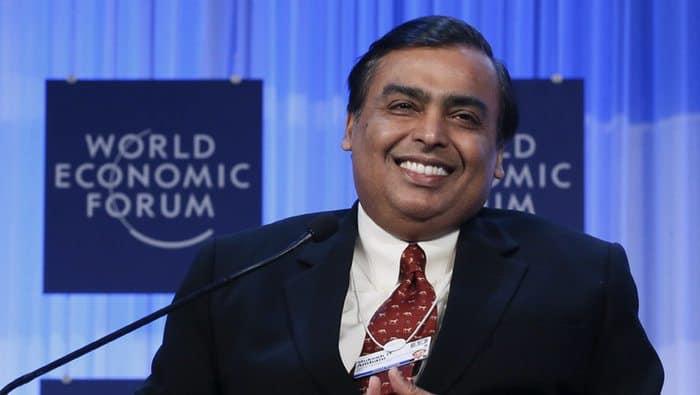Dünyanın En Zengin İnsanları - Mukesh Ambani
