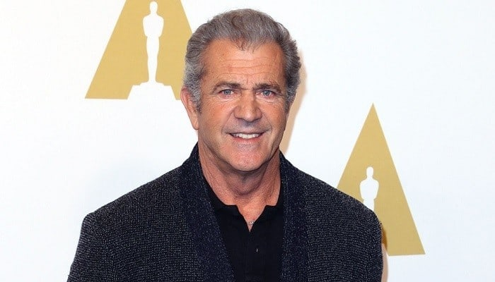 Richest Actors - Mel Gibson