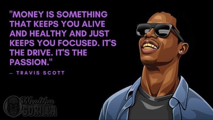 Лучшие цитаты Трэвиса Скотта (3)