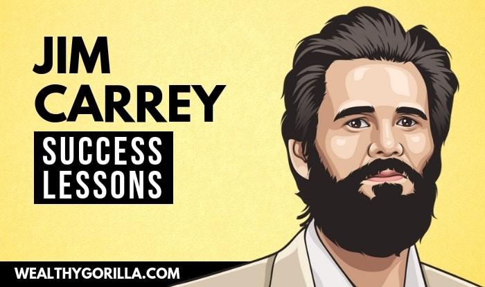 Jim Carrey Success Lessons
