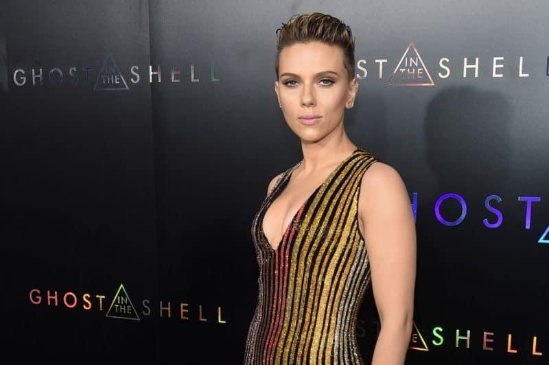 Hottest Women - Scarlet Johansson