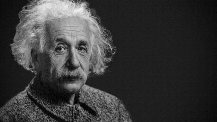 האנשים המשפיעים ביותר - אלברט איינשטיין