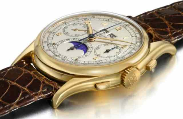 Most Expensive Watches - Patek Philippe Ref. 1527