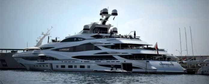 Most Expensive Yachts - Lionheart