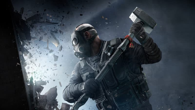 Most Popular Video Games - Tom Clancy's Rainbow Six Seige
