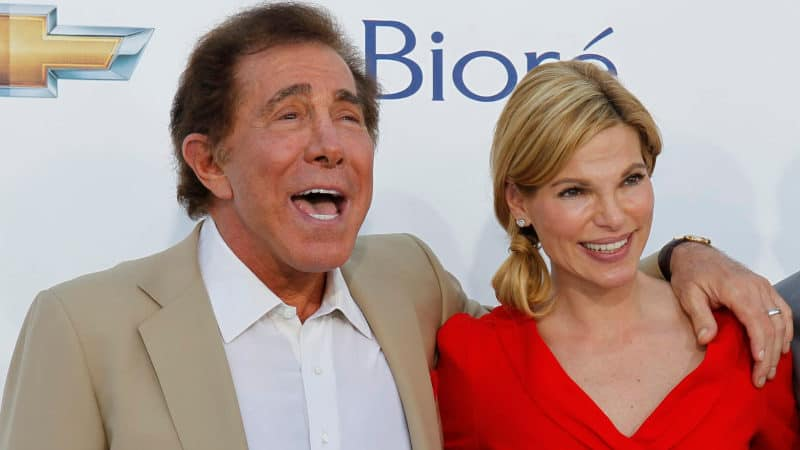 Most Expensive Divorces - Steven and Elaine Wynn