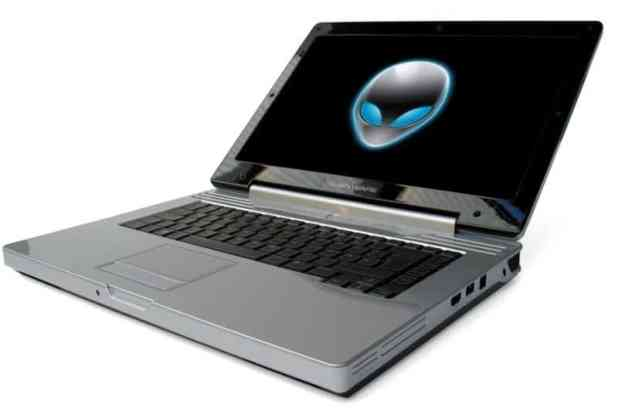 Most Expensive Laptops - Alienware Area 51 M15X