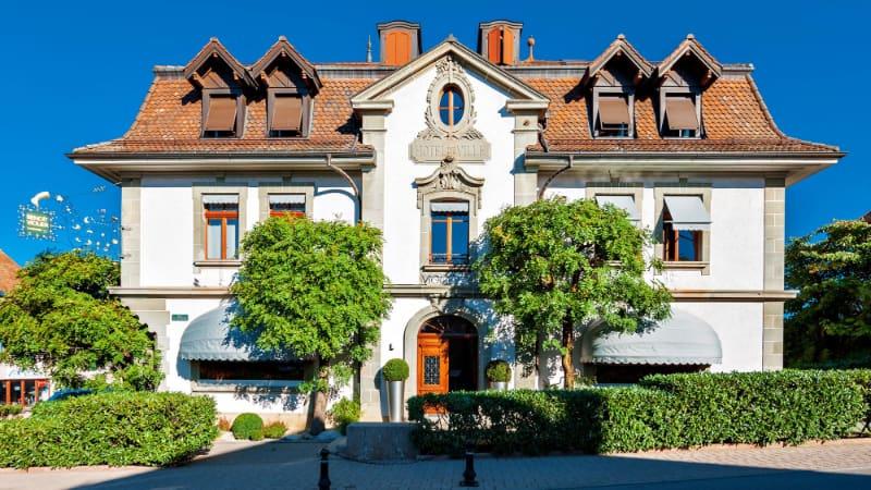 Restaurantes mais caros - Restaurant De L'Hôtel De Ville - Crissier, Suíça
