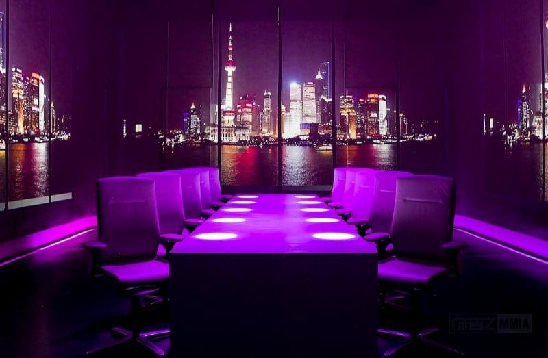 Restaurantes mais caros - Ultravioleta - Shanghai, China