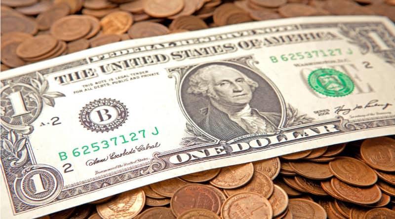 Moedas Mais Fortes - Dólar Americano