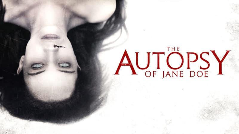 Melhores filmes de terror no Netflix - A autópsia de Jane Doe (2016)