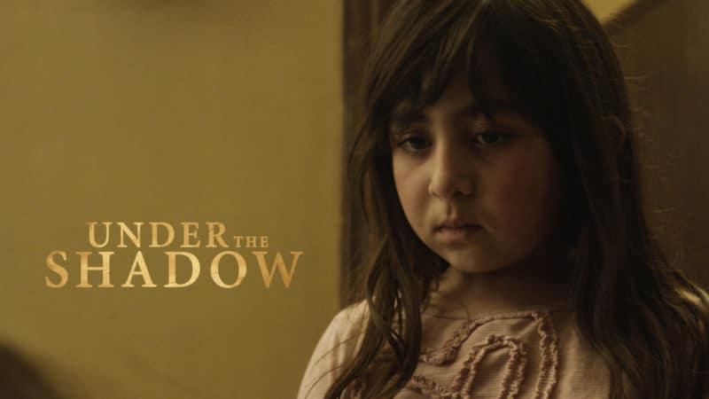 Melhores filmes de terror no Netflix - Under The Shadow (2016)