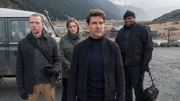 Best Amazon Prime Movies - Mission Impossible Fallout