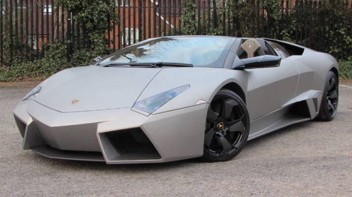 Most Expensive Lamborghinis - Reventón Roadster