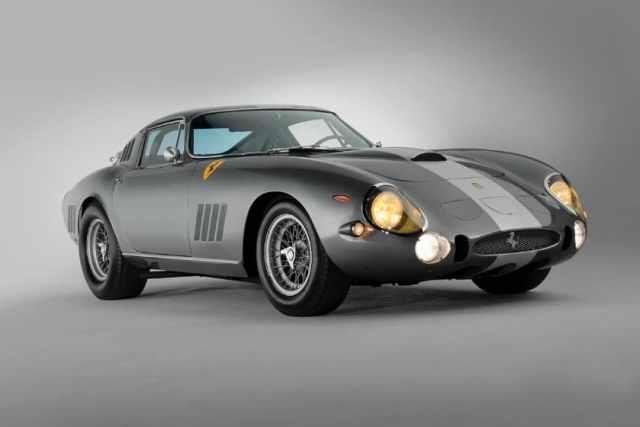 Most Expensive Ferraris - 1964 Ferrari 275 GTB-C Speciale