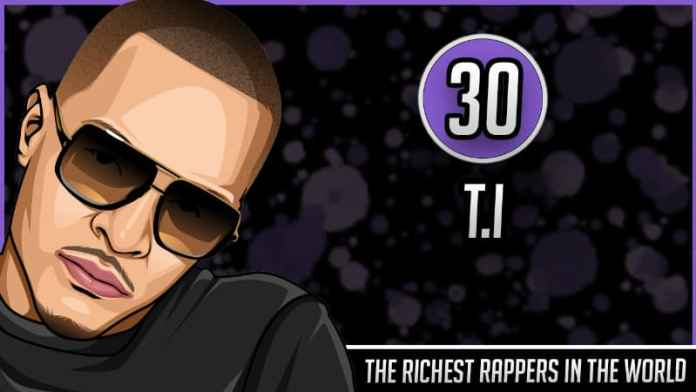 Top 30 Richest Rappers in the World 2021