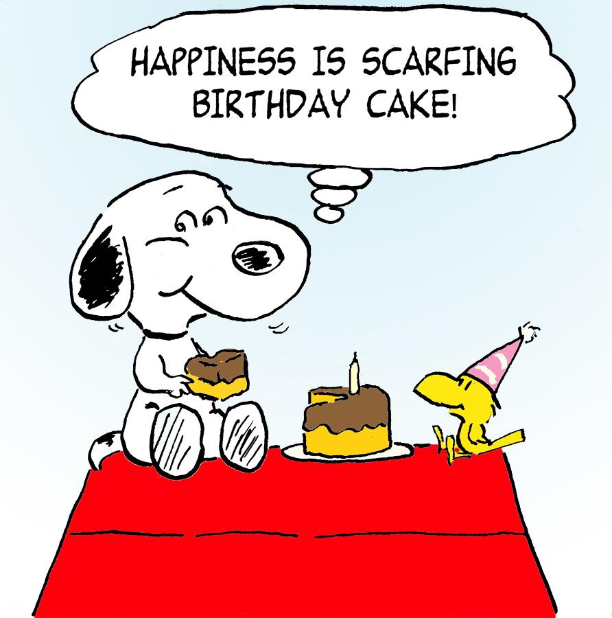 Happy Birthday Snoopy Weasyl