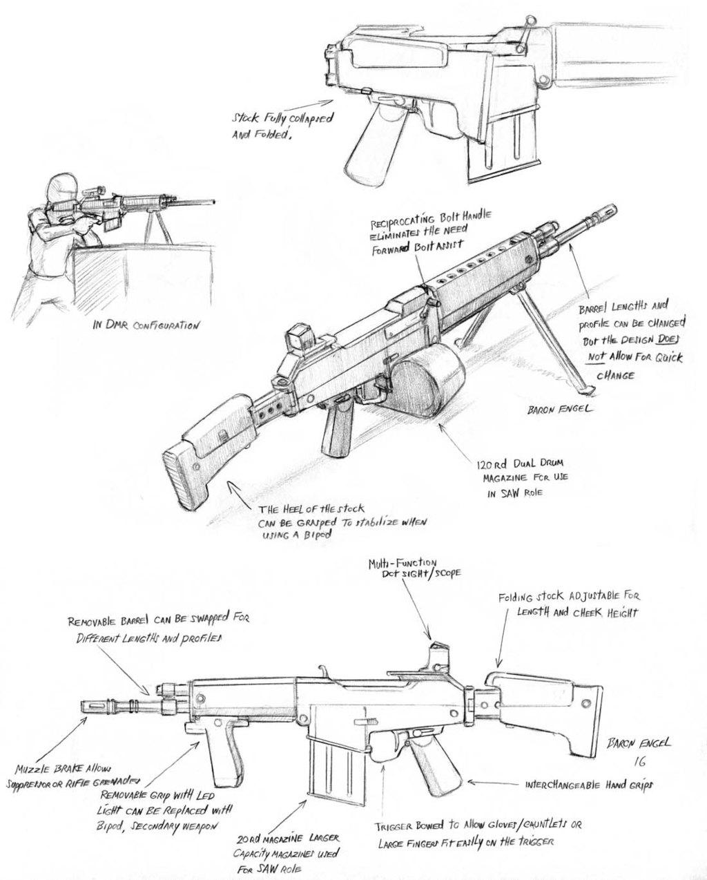 The Volkssturm R1 Rifle