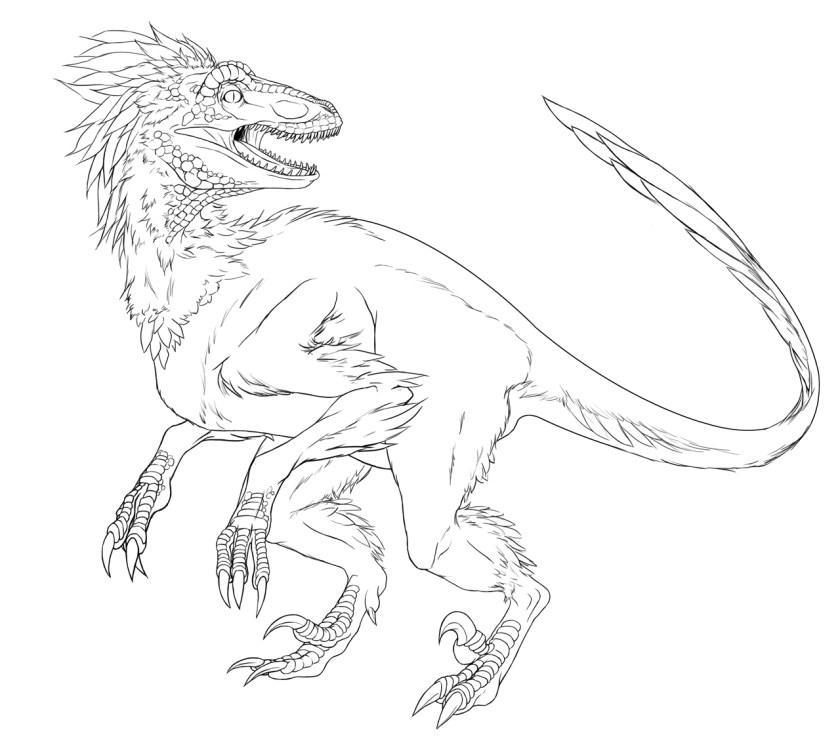 utah raptor! — weasyl