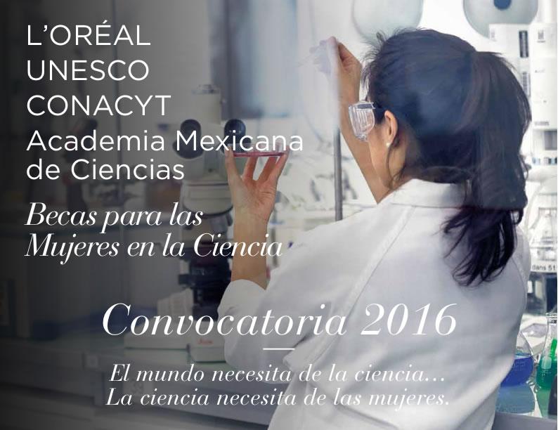 Lanzan convocatoria de becas para mujeres en la ciencia - becas-mujeres-en-la-ciencia-2016