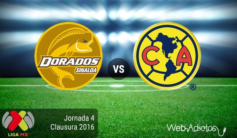 Dorados vs América, Liga MX Clausura 2016   Jornada 4 - dorados-vs-america-clausura-2016